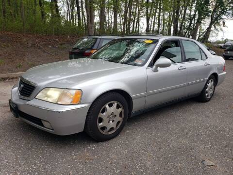 2000 Acura RL for sale at CRS 1 LLC in Lakewood NJ