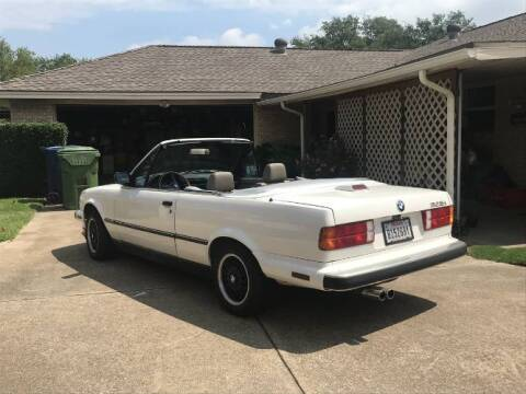 1987 BMW 3 Series for sale at Classic Car Deals in Cadillac MI