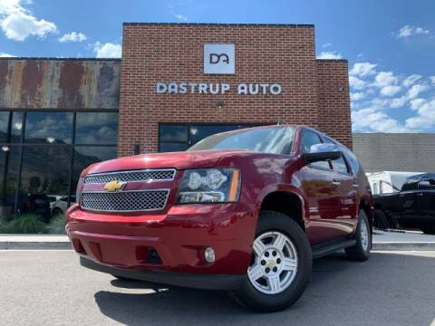 2009 Chevrolet Tahoe for sale at Dastrup Auto in Lindon UT