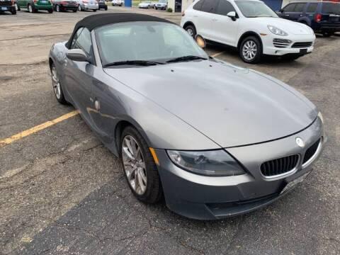 2007 BMW Z4 for sale at Ol Mac Motors in Topeka KS