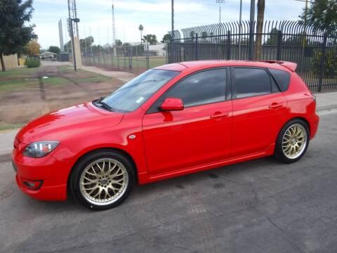 2007 Mazda MAZDASPEED3 for sale at J & E Auto Sales in Phoenix AZ