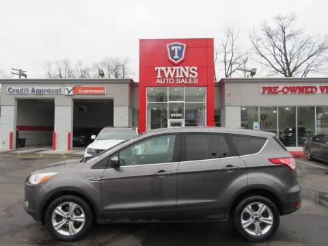 2013 Ford Escape for sale at Twins Auto Sales Inc - Detroit in Detroit MI