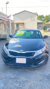2013 Kia Optima for sale at DestanY AUTOMOTIVE in Hamilton OH