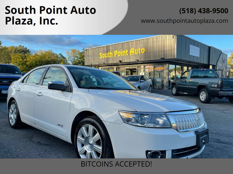2009 Lincoln MKZ for sale at South Point Auto Plaza, Inc. in Albany NY