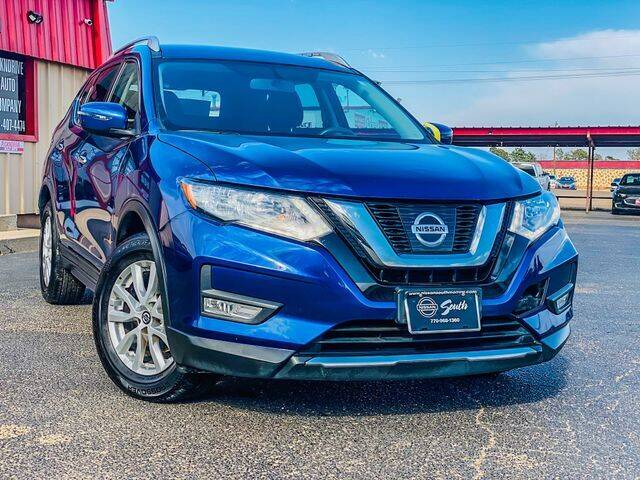 2017 Nissan Rogue for sale at MAGNA CUM LAUDE AUTO COMPANY in Lubbock TX