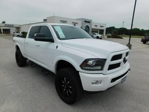 2017 RAM Ram Pickup 2500 for sale at Stanley Chrysler Dodge Jeep Ram Gatesville in Gatesville TX