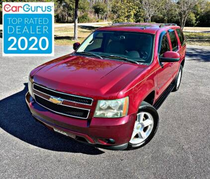 2007 Chevrolet Tahoe for sale at Brothers Auto Sales of Conway in Conway SC