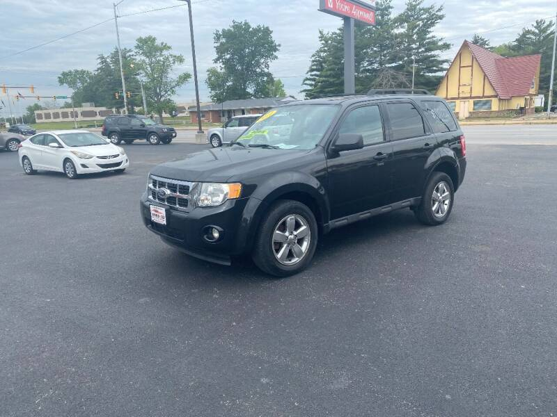 2011 Ford Escape for sale at Approved Automotive Group in Terre Haute IN