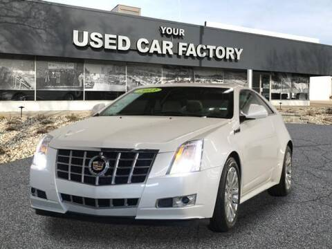 2013 Cadillac CTS for sale at JOELSCARZ.COM in Flushing MI