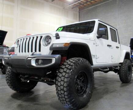 2020 Jeep Gladiator for sale at Platinum Motors in Portland OR