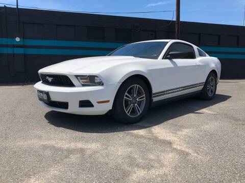 2012 Ford Mustang for sale at Peppard Autoplex in Nacogdoches TX