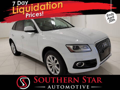 2015 Audi Q5 for sale at Southern Star Automotive, Inc. in Duluth GA