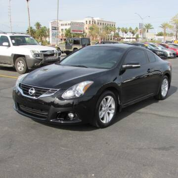 2011 Nissan Altima for sale at Charlie Cheap Car in Las Vegas NV