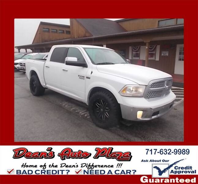 2015 RAM Ram Pickup 1500 for sale at Dean's Auto Plaza in Hanover PA