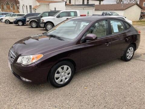 2008 Hyundai Elantra for sale at Affordable Motors in Jamestown ND