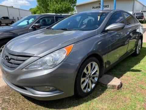 2013 Hyundai Sonata for sale at Lumpy's Auto Sales in Oklahoma City OK