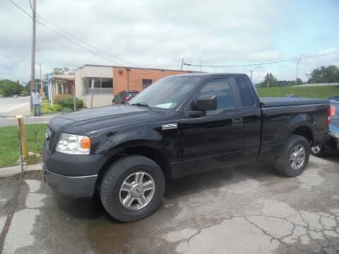 2008 Ford F-150 for sale at VEST AUTO SALES in Kansas City MO