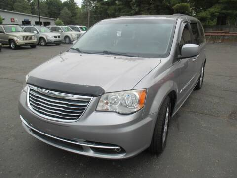 2013 Chrysler Town and Country for sale at Home Street Auto Sales in Mishawaka IN