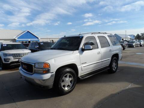 2005 GMC Yukon for sale at America Auto Inc in South Sioux City NE