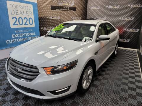 2015 Ford Taurus for sale at X Drive Auto Sales Inc. in Dearborn Heights MI