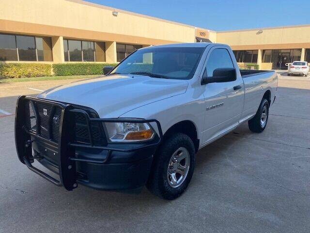 2012 RAM Ram Pickup 1500 for sale at KAM Motor Sales in Dallas TX
