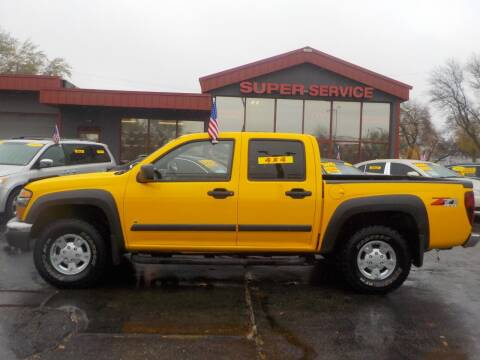 2007 Chevrolet Colorado for sale at Super Service Used Cars in Milwaukee WI