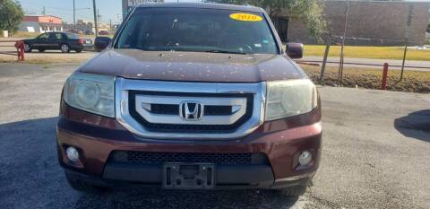 2010 Honda Pilot for sale at Anthony's Auto Sales of Texas, LLC in La Porte TX