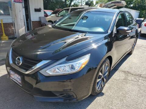 2016 Nissan Altima for sale at New Wheels in Glendale Heights IL