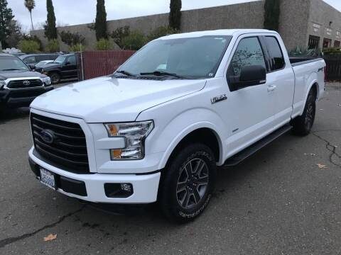2015 Ford F-150 for sale at C. H. Auto Sales in Citrus Heights CA