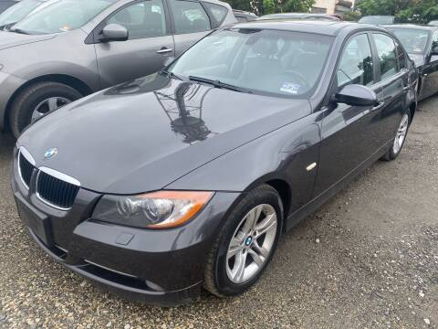 2008 BMW 3 Series for sale at Philadelphia Public Auto Auction in Philadelphia PA