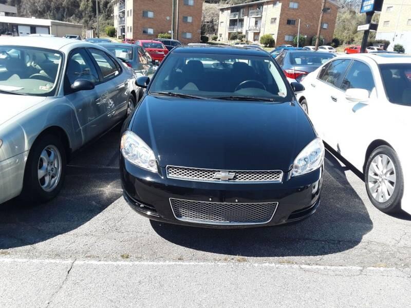 2014 Chevrolet Impala Limited for sale at Auto Villa in Danville VA