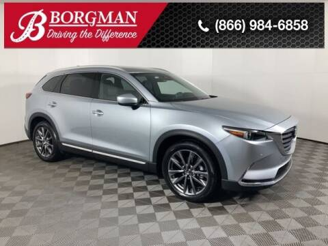 2020 Mazda CX-9 for sale at BORGMAN OF HOLLAND LLC in Holland MI