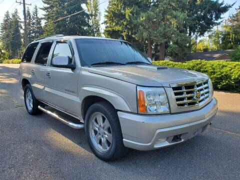2006 Cadillac Escalade for sale at Seattle Motorsports in Shoreline WA