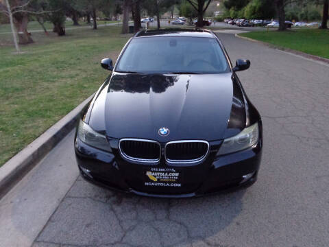 2011 BMW 3 Series for sale at N c Auto Sales in Los Angeles CA