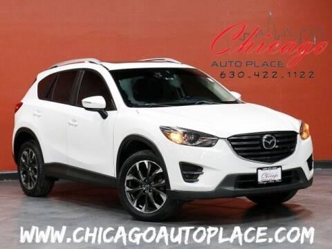 2016 Mazda CX-5 for sale at Chicago Auto Place in Bensenville IL