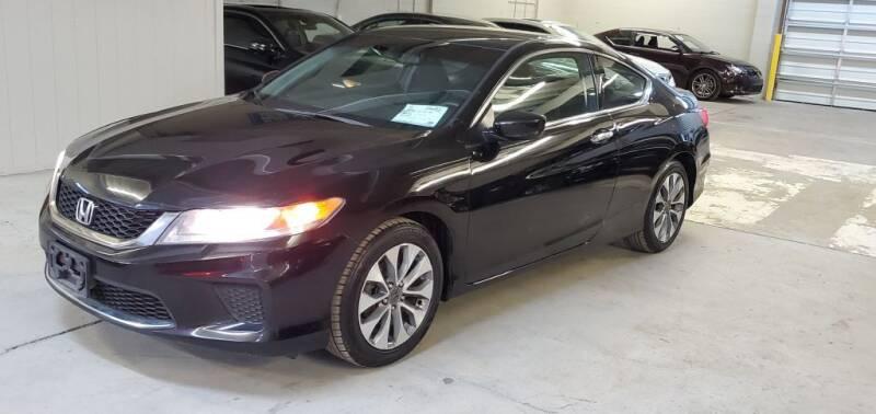 2013 Honda Accord for sale at Klika Auto Direct LLC in Olathe KS
