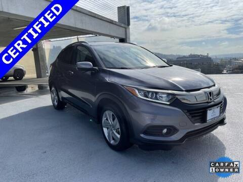 2019 Honda HR-V for sale at Honda of Seattle in Seattle WA