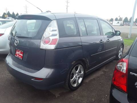 2007 Mazda MAZDA5 for sale at BARNES AUTO SALES in Mandan ND