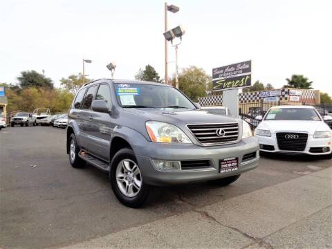 2004 Lexus GX 470 for sale at Save Auto Sales in Sacramento CA