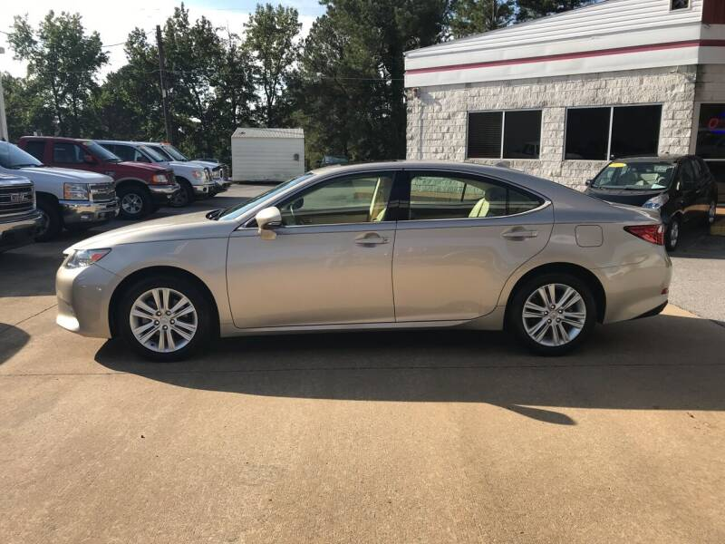 2015 Lexus ES 350 for sale at Northwood Auto Sales in Northport AL