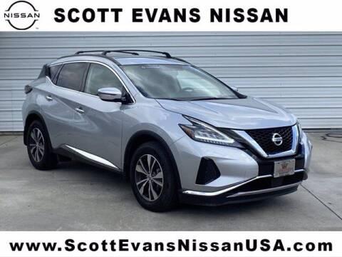 2019 Nissan Murano for sale at Scott Evans Nissan in Carrollton GA