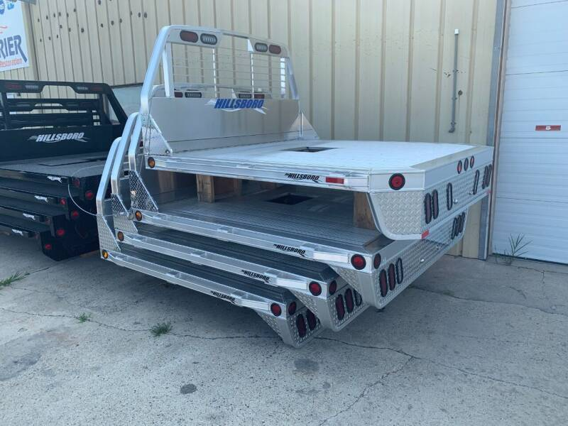2021 Hillsboro 2000 Series Aluminum Flatbed for sale at Schrier Auto Body & Restoration in Cumberland IA
