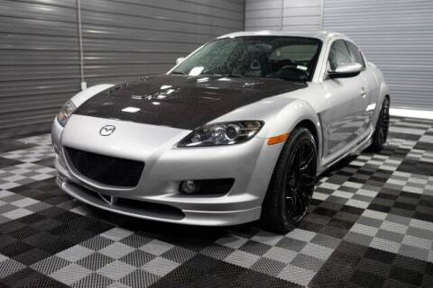 2004 Mazda RX-8 for sale at TRUST AUTO in Sykesville MD
