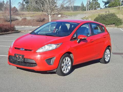 2013 Ford Fiesta for sale at South Tacoma Motors Inc in Tacoma WA