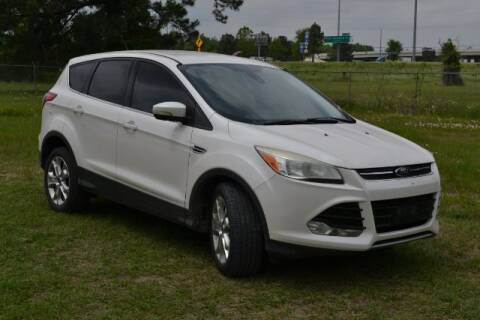 2013 Ford Escape for sale at WOODLAKE MOTORS in Conroe TX