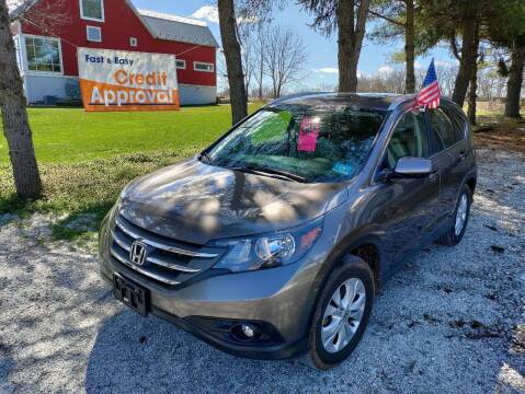 2014 Honda CR-V for sale at Caulfields Family Auto Sales in Bath PA