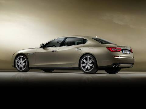 2014 Maserati Quattroporte for sale at Mercedes-Benz of North Olmsted in North Olmstead OH