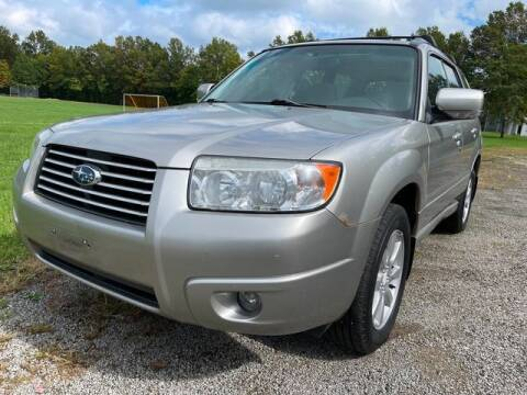 2006 Subaru Forester for sale at GOOD USED CARS INC in Ravenna OH
