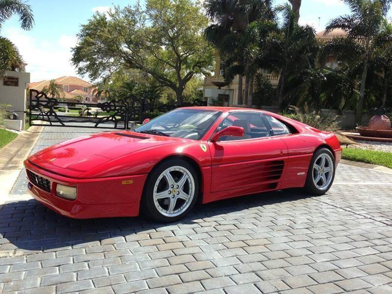1991 Ferrari 348 for sale at Florida Suncoast Auto Brokers in Palm Harbor FL