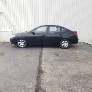 2010 Hyundai Elantra for sale at Credit Connection Auto Sales in Midwest City OK